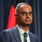 Professor Tarun Weeramanthri who reviewed WA's hotel quarantine system.