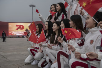 This generation of young Chinese could be the most patriotic since the revolution.