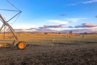 Changes to land use on farms  is one activity eligible for carbon credits under the Emissions Reduction Fund.