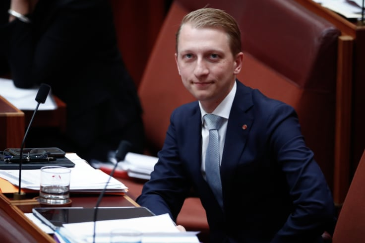 Senator James Paterson.