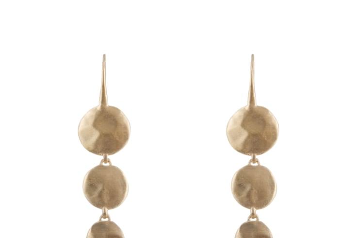 "Fairley ""Alexa Waterfall"" earrings."