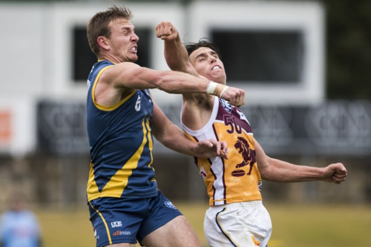 Demons coach Kade Klemke was impressed with how his young team's starting to develop.