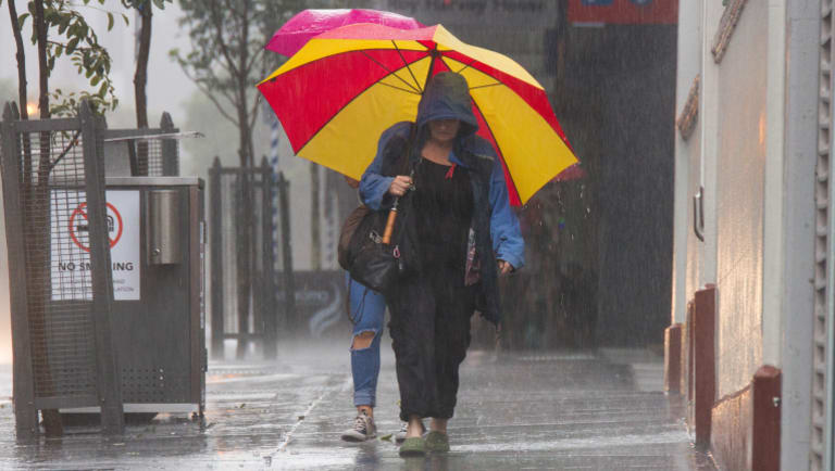 Heavy rain across the south-east has led to a boost in drinking water supply.