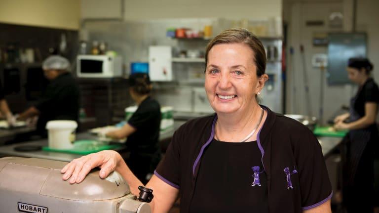 Karen Sheldon is the founder of Karen Sheldon Catering in the Northern Territory.