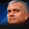 'I couldn't be happier': Mourinho vows to show passion, get results