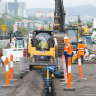 The numbers behind the Kingsford Smith Drive upgrade