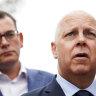 Treasurer defiant as Victoria's economic gloom mounts