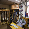 Musicians flee Afghanistan, fearing Taliban clampdown