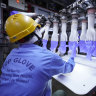 A company made disposable gloves for the world. Now its workers have the virus
