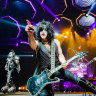 KISS reschedule Perth gig after guitarist falls ill