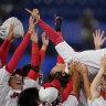 Tokyo's resilient Games deliver hope