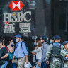 HSBC chief can't stay silent as China's crimes are exposed
