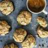 Helen Goh's coconut and almond macaroons