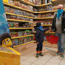 Order and optimism as shoppers return to Berlin streets