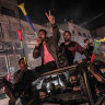 Ceasefire in Israeli-Palestinian conflict faces test as both sides claim victory