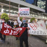 Tokyo Olympics media sponsor calls on Japan's PM to cancel the Games
