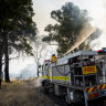 WA's volunteer firefighters fear true scale of resources needed is under-represented