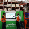 Schneider Electric takes warehouse systems into the smart era