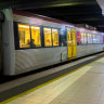 Gold Coast train lines running again after earlier suspension
