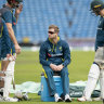 Battle of the mind looms for Smith after hit, warns England captain