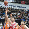 Bumper Canberra crowds give basketball a bright future