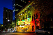 The Melbourne International Comedy Festival, held at venues such as the Comedy Theatre (pictured), has said it won't accept tickets bought on websites such as Viagogo.
