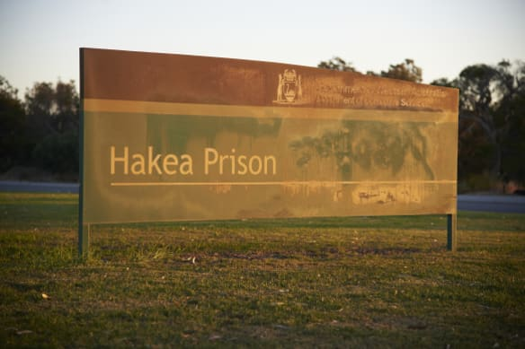 Hakea mostly house male prisoners who have been remanded in custody.
