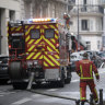 Woman held over deadly fire in Paris apartment block
