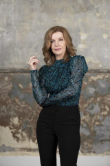 """Jacqueline McKenzie: """"There's no going back. Only moving forward."""""""