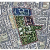 """The estate redevelopment has been separated into three """"sub-precincts""""."""