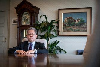 Hiromasa Ogawa, lawyer and co-managing partner at Kojima Law Offices.