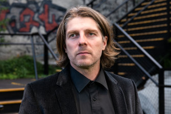 Dark Mofo's creative director Leigh Carmichael.