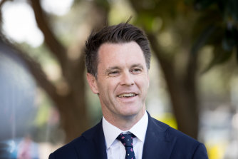 Labor MP Chris Minns, who has signalled his intention to again contest the leadership, supports repealing Sydney's lockout laws.