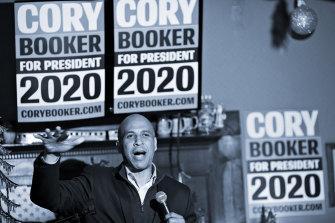 Cory Booker.