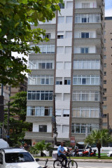24 Bartolomeu de Gusmao Ave, Santos, undergoes structural inspections every year.