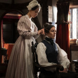 Suranne Jones plays Anne Lister in Sally Wainwright's period drama Gentleman Jack.
