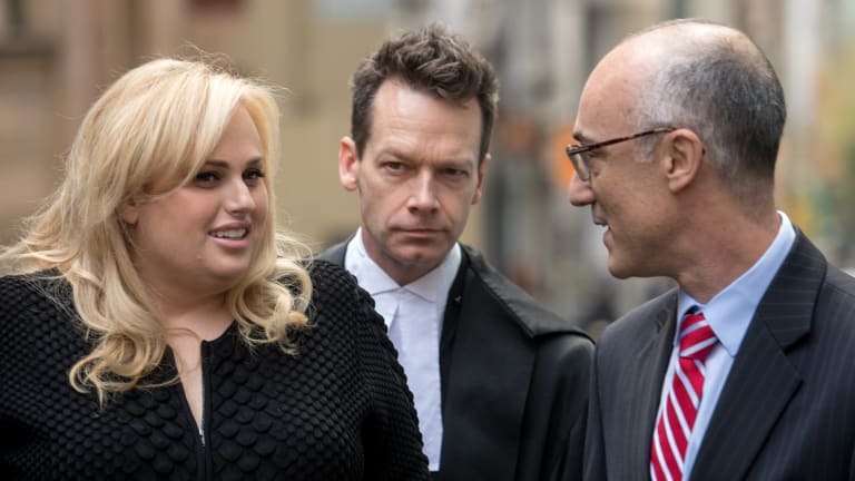 The case against Bauer cost Rebel Wilson $1.4 million, the court heard.