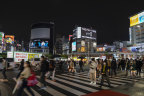 Tokyo's bustling Shinjuku district: the nation is bouncing back from the latest wave of COVID.