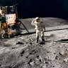 To the moon and back – the time is ripe, says former astronaut Charlie Duke