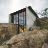 The Pierre by Tom Kundig, on Lopez island off the US northwest coast.