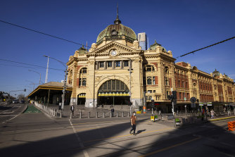 Melbourne has spent more than 200 days in lockdown during this pandemic.