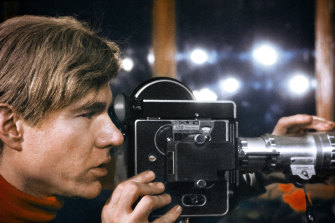 The Velvet Underground includes footage of the band shot by Andy Warhol.