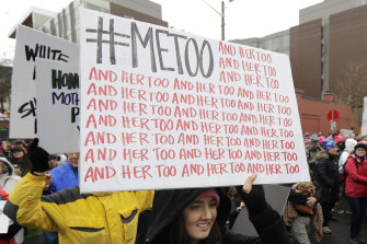 The #MeToo campaign has been followed by a slight rise in sexual harassment complaints to the Australian Human Rights Commission.