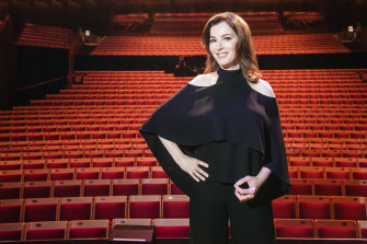 Nigella Lawson: a sell-out in Australia, even at $111 a pop.
