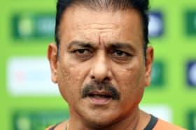 Ravi Shastri.