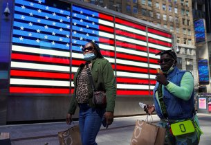 Another surge in US inflation doesn't faze markets