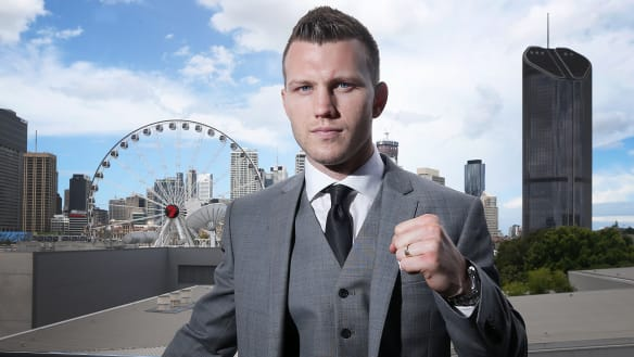 Horn likely to defend world title in New York but he'd rather be somewhere else