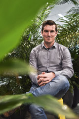Perth botanist and conservation ecologist Dr Adam Cross.
