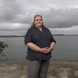 Chairwoman of La Perouse Local Aboriginal Land Council Noeleen Timbery