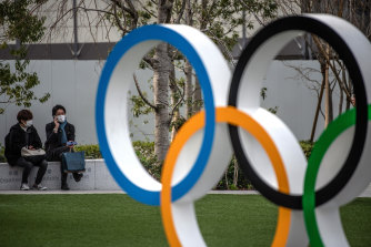The IOC and Japanese government have announced a month-long consultation on the Olympics.